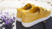 GoMandy Sneakers bow Yellow