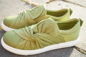 GoMandy Sneakers bow Green