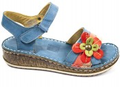 Charlotte of sweden Flower Denim